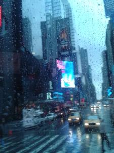 vroxi stin NY