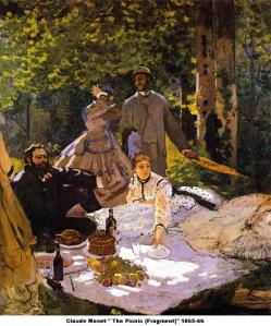 the-picnic-claude-monet