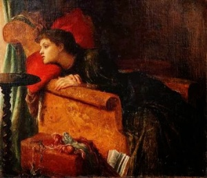 george watts Rain 1883